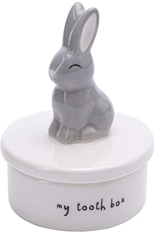 Bunny Rabbit Tooth Box
