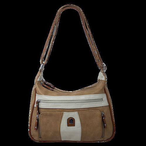 Lady Crossbody Bag - Apricot