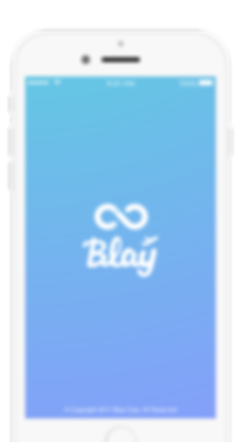 Blay App Home Page Logo
