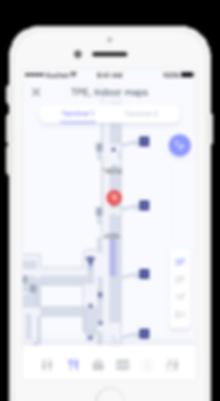 Blay App Map