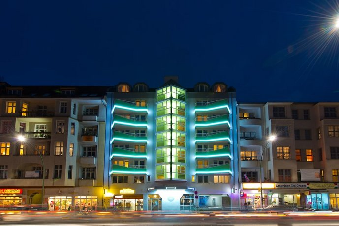 Park Hotel Moabit building