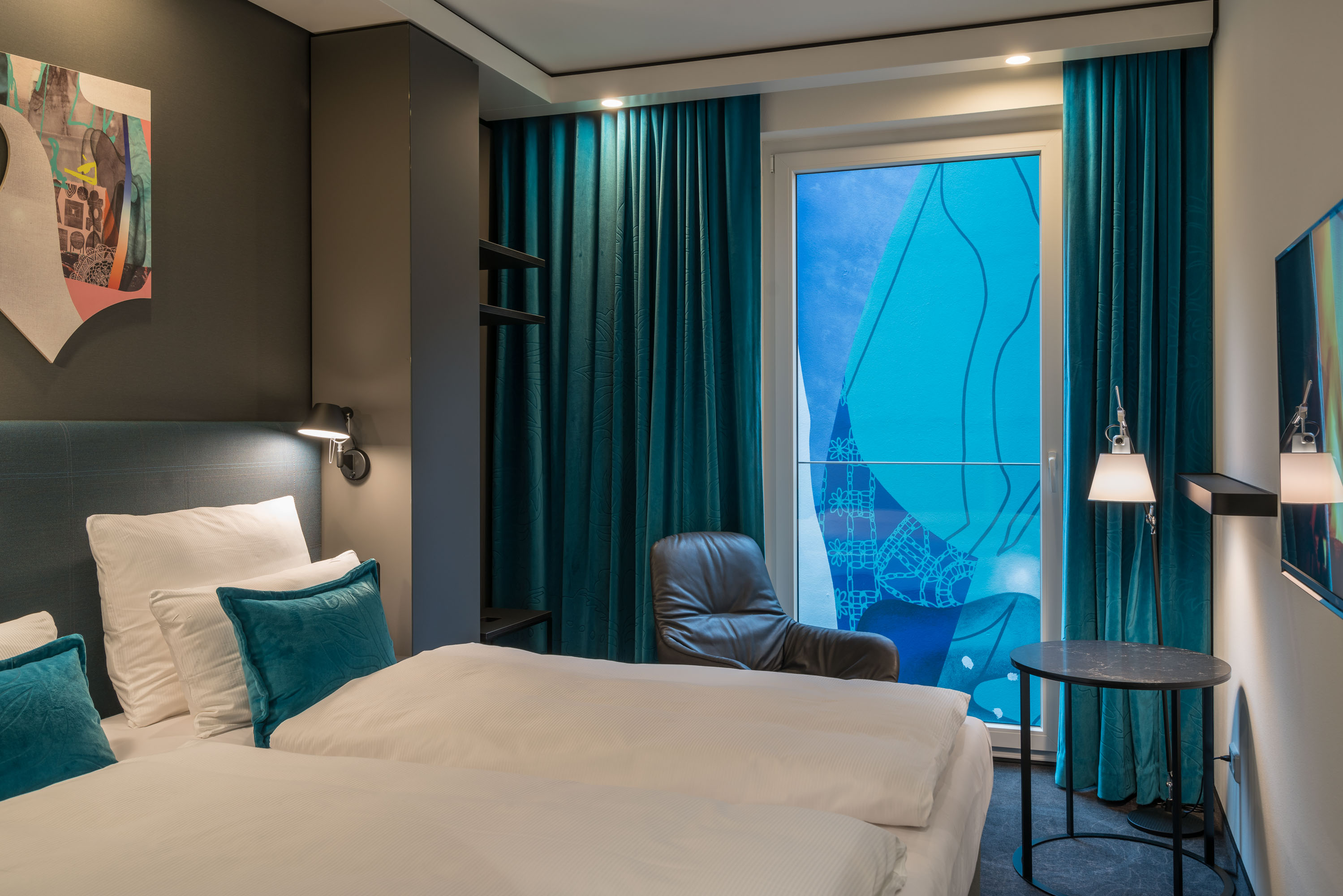Motel One Double Room