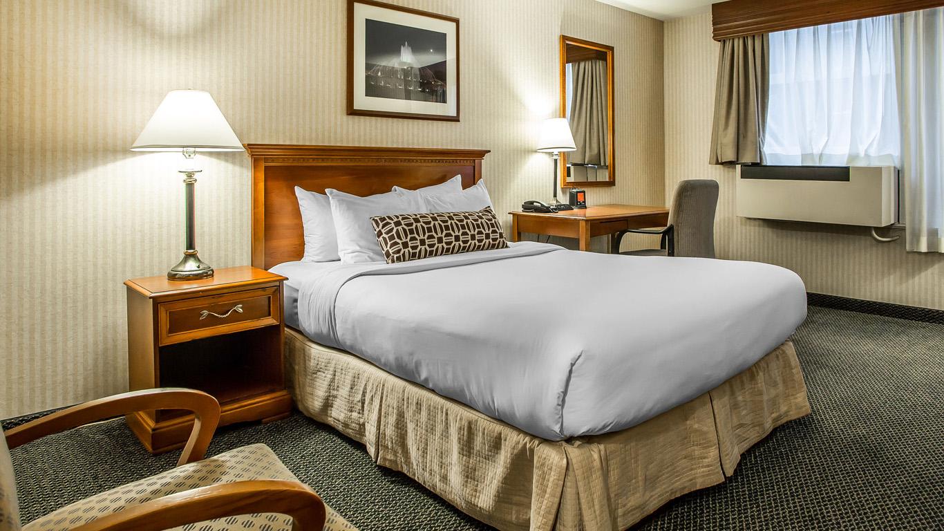 Inn of Chicago Double Room