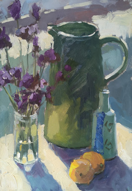 Green Jug with Lemons.jpg