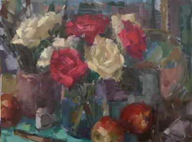Roses and Apples
