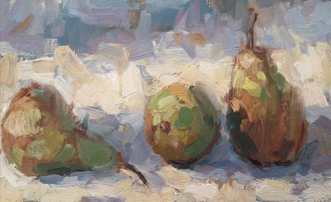 The Three Pears