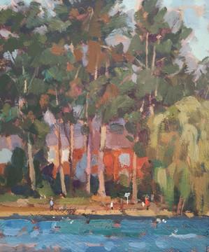 Tall Trees, Roath Lake
