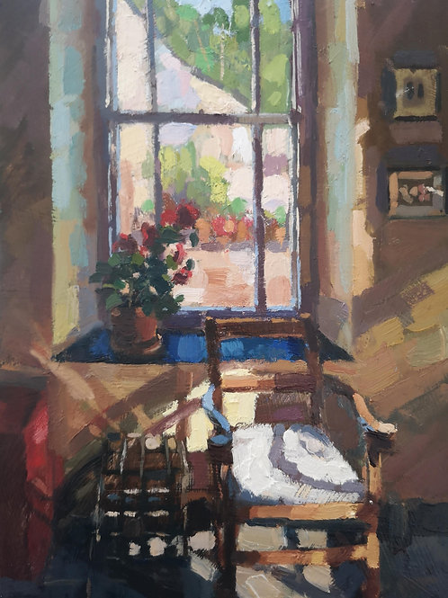 Kitchen in Morning Light (SOLD)
