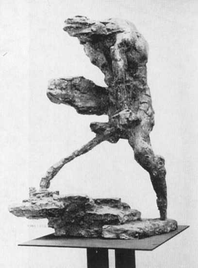 Miner with Tool, S. Hanzik, 1961