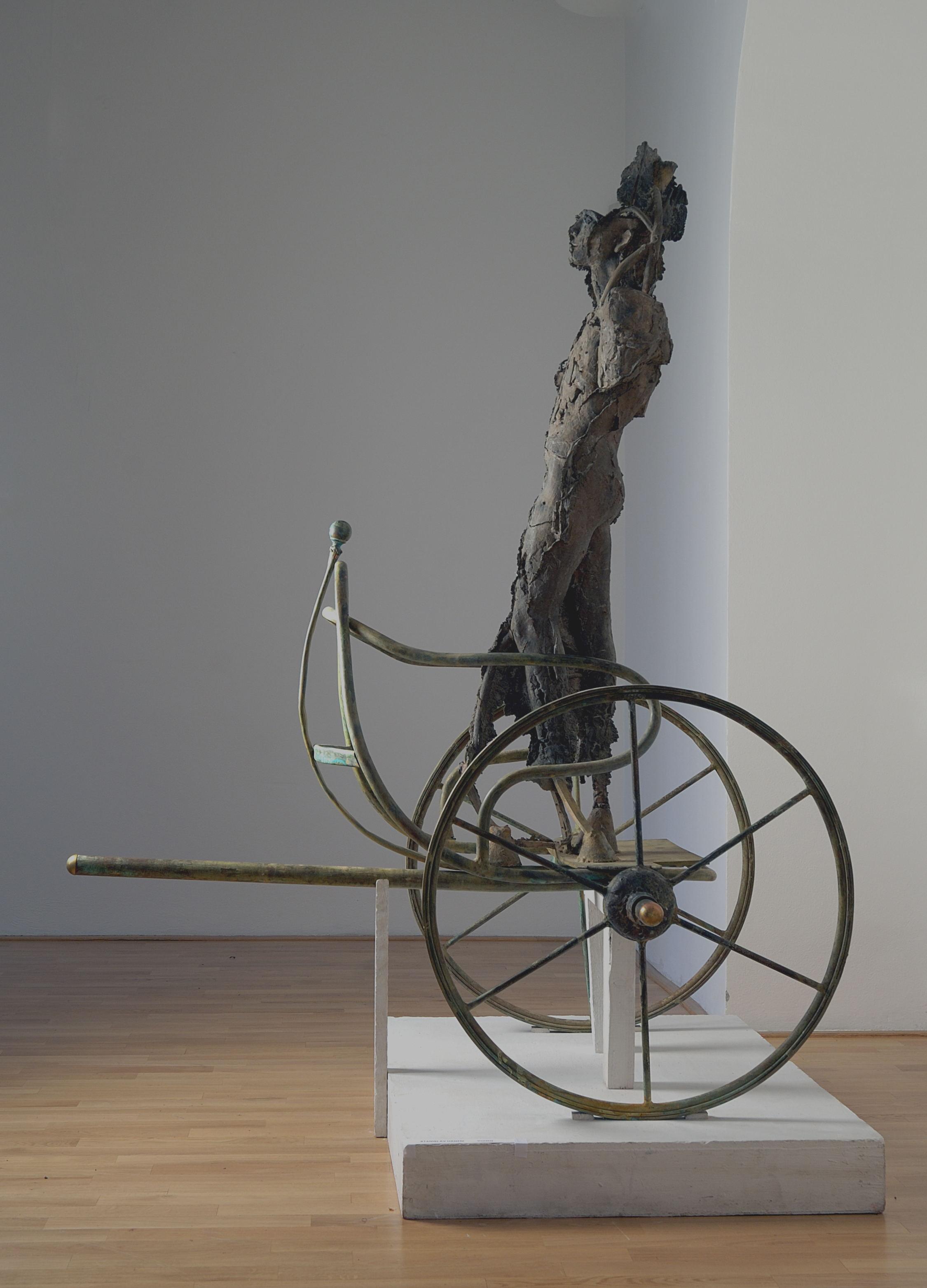Charioteer, S. Hanzik, 1999