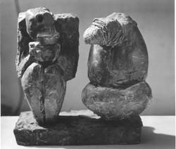 Philemon and Baucis, S. Hanzik,1962