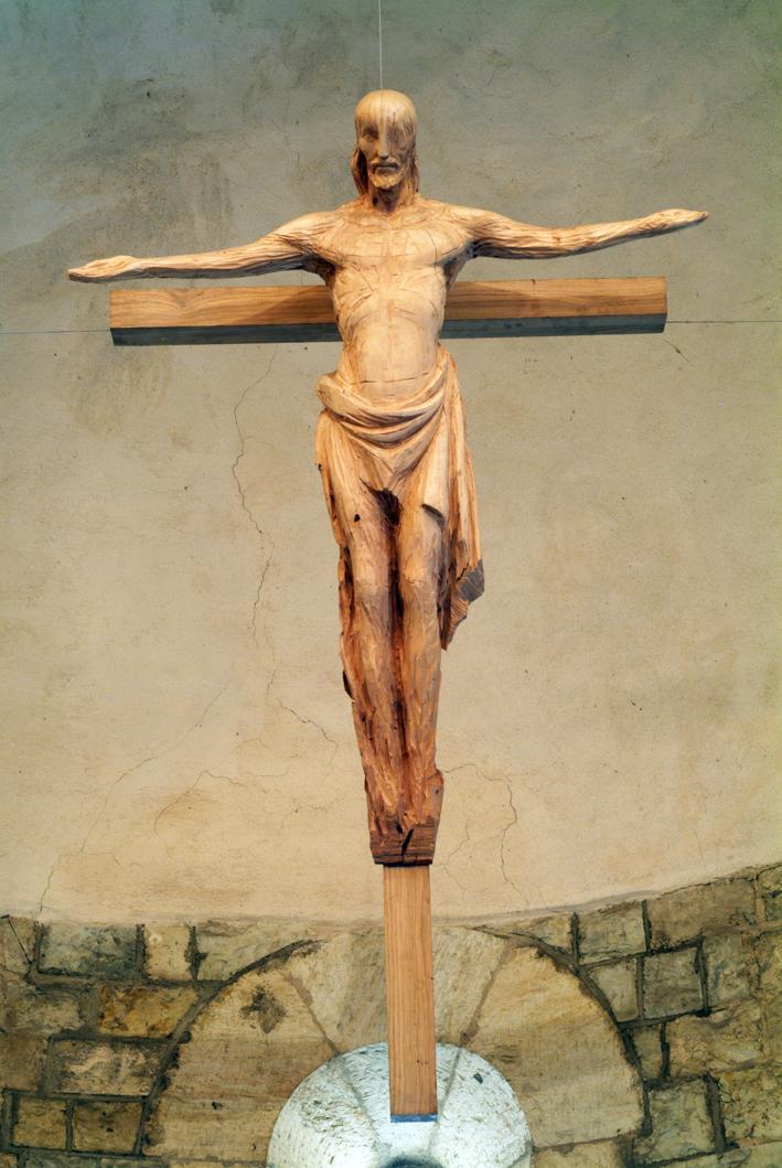 Christ, S. Hanzík, 2000