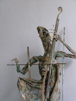 Women Cellist, S. Hanzik, 1990