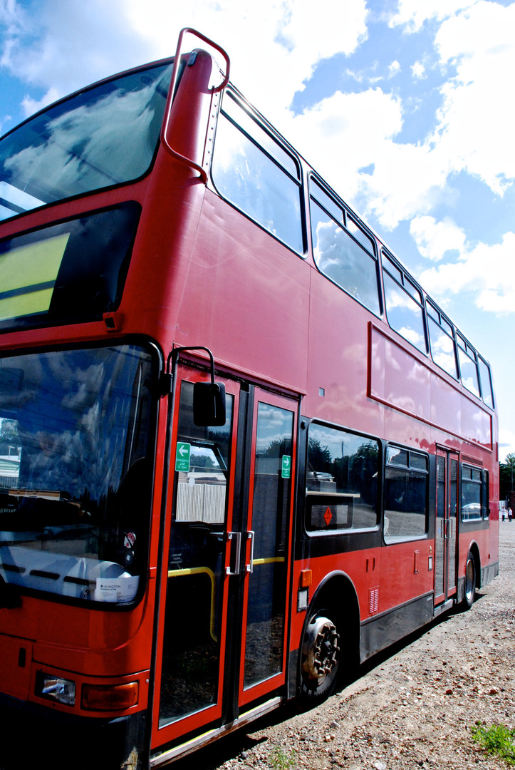 Dining Bus Southern Film Services