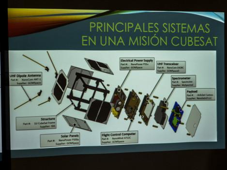 Resumen: Diseño de una misión CUBESAT
