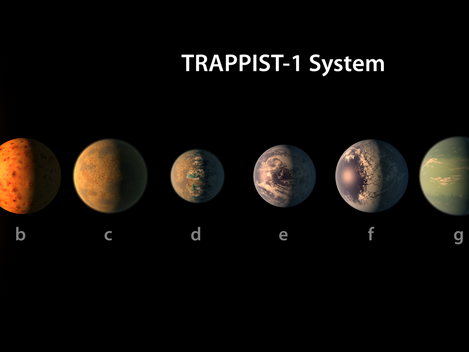 ¿Qué tan lejos estamos de Trappist-1?