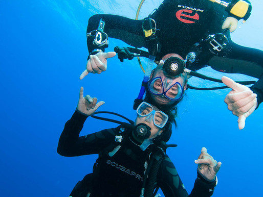 Continue Your Diving Education