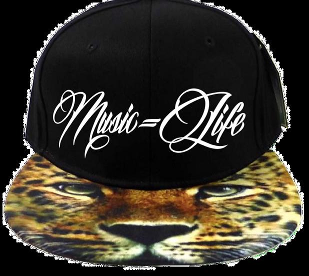 Cheetah Hat