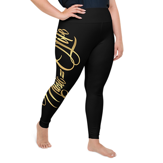 MLS Plus Size Leggings