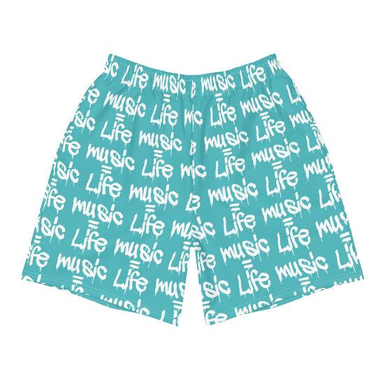 Blue MLS Summer Shorts