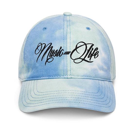 MLS Tie dye dad hat
