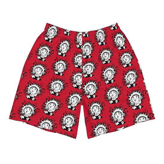 Red MLS Summer Shorts