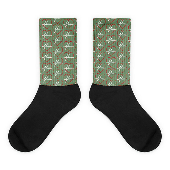 MLS G/R Socks