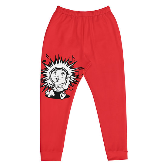 Red Since Young Joggers
