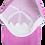 Thumbnail: Pink Suede Dad Hat