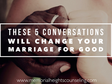 These 5 Conversations Will Change Your Marriage For Good
