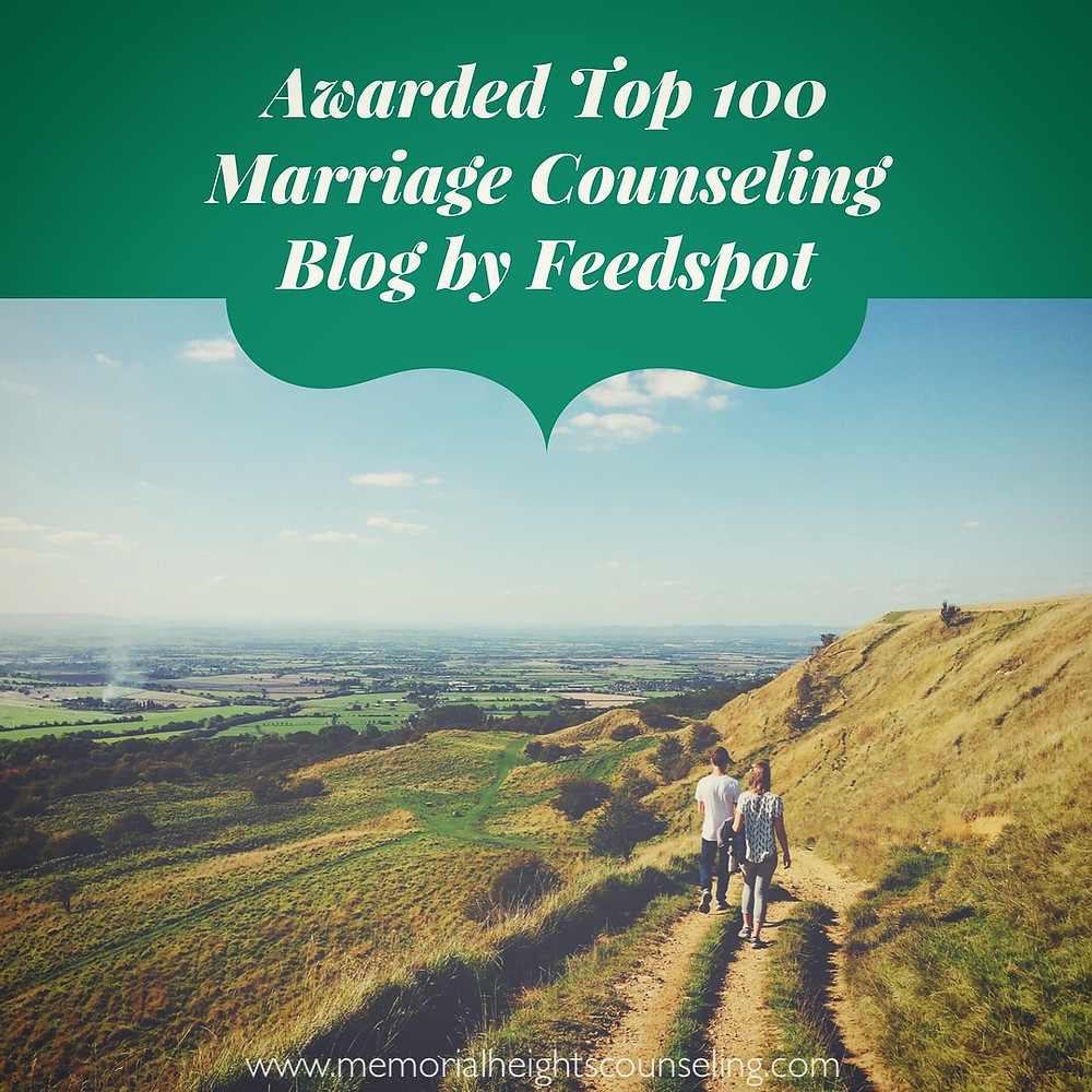 Memorial Heights Counseling Blog | Top 100 Marriage & Couples Counseling Blog