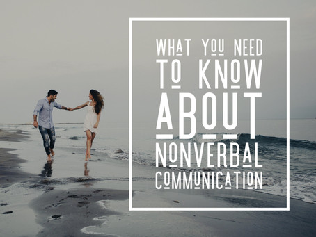 What You Need to Know About Nonverbal Communication