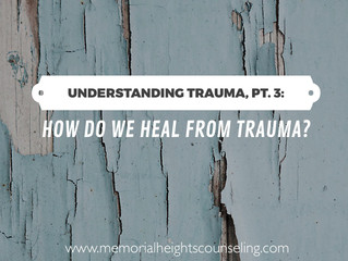 How Do We Heal From Trauma?
