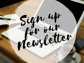 Sign up for the Memorial Heights Newsletter