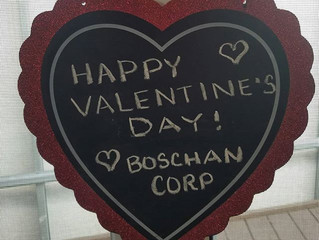 Our Office Loves Valentine's Day!