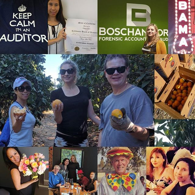 Happy Thanksgiving from Boschan Corp.!