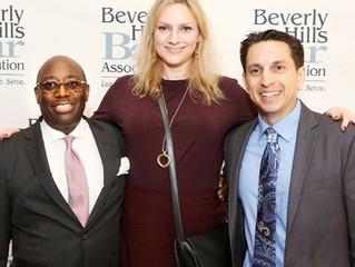 Beverly Hills Bar Association 2016 Entertainment Lawyer of the Year Darrell D. Miller, Esq., Partner