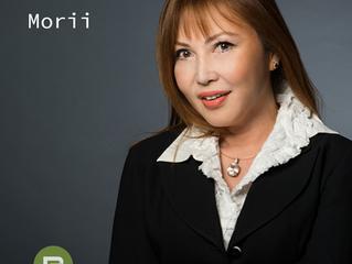 Celebrating Women: Marie Morii