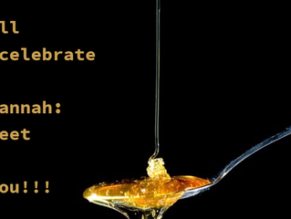 Shanah Tovah to our families, colleagues, clients and friends from all of us at Boschan Corp.!
