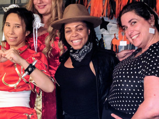 We had a blast at our #Forensic #Accounting #Halloween #Party