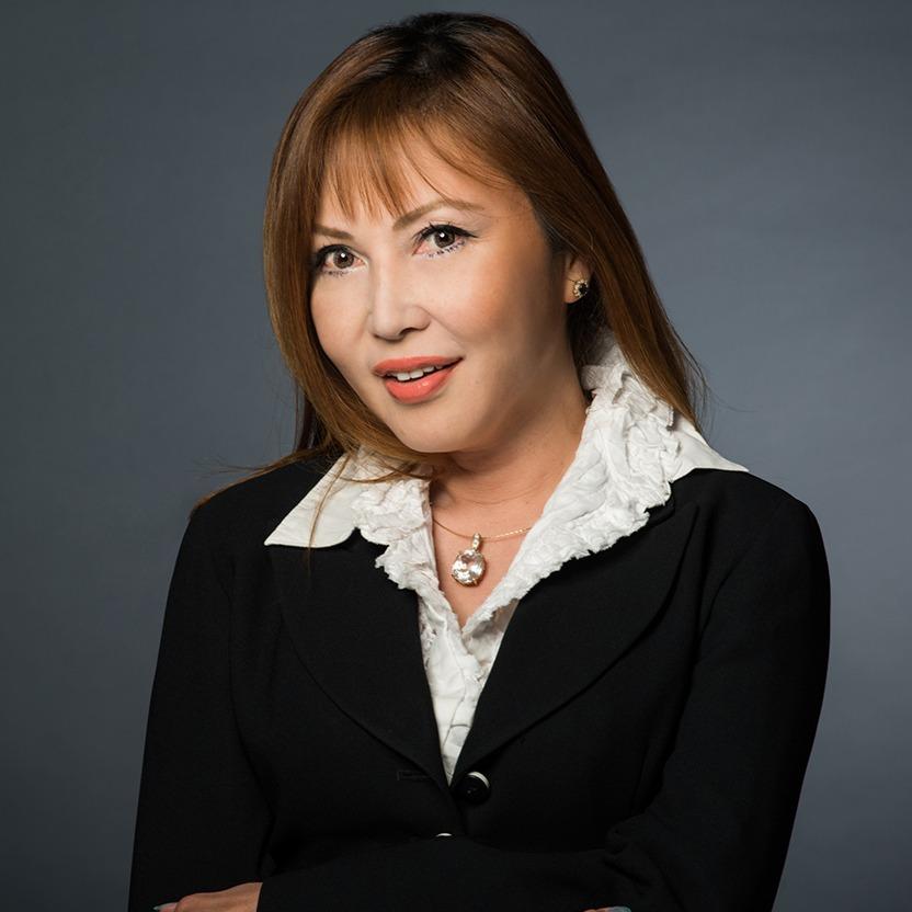 Marie Morii at Boschan Corp.