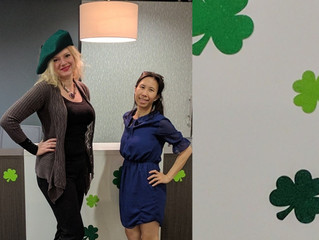St. Paddy's Day at Boschan Corp.
