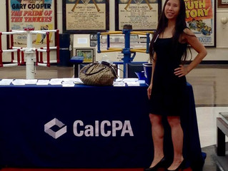 Congrats to Hannah Chu on Her CPA Certification!!!