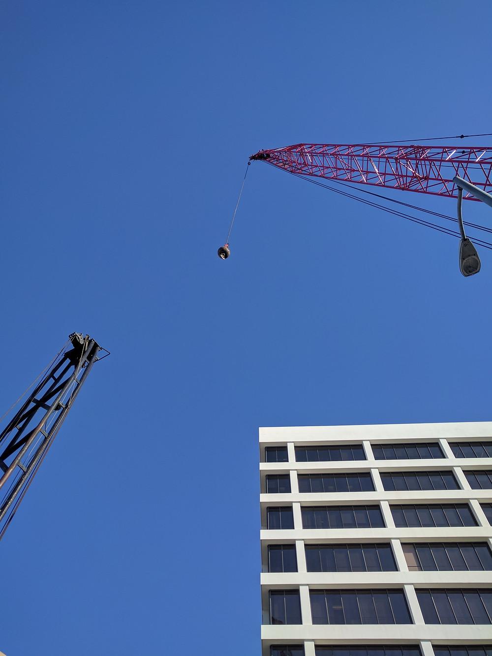 8383 Wilshire Blvd., Beverly Hills, CA 90212 Construction