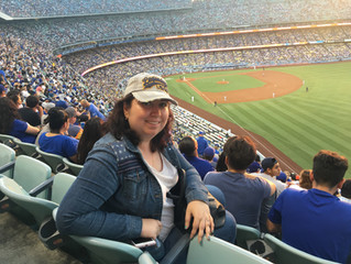 Congratulations to Boschan Corp's employee Angela for winning tickets to the Dodgers game!!!