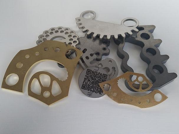 etching, WBC, laser metal cutting, direct diode laser cutting