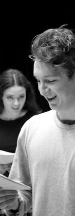 Falling Birds | the Moon & Kit (rehearsal)