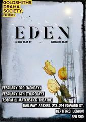EDEN | poster