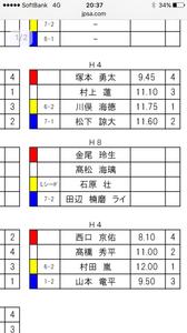 2017第2戦JPSAヒート表