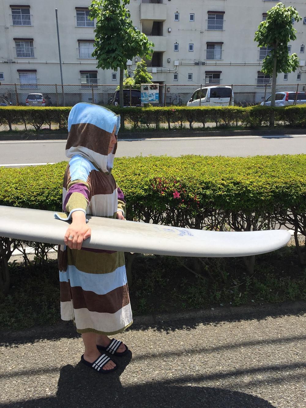 北関東サーファー